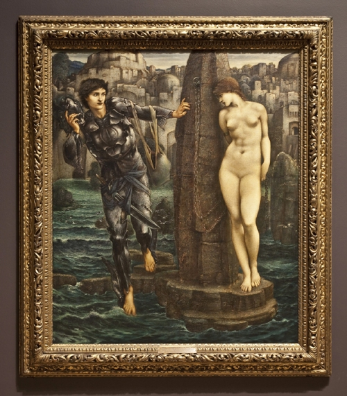 Burne Jones Perseus 1st Full view sm