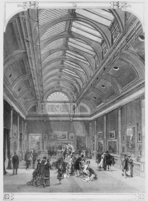 Grosvenor Gallery 1877