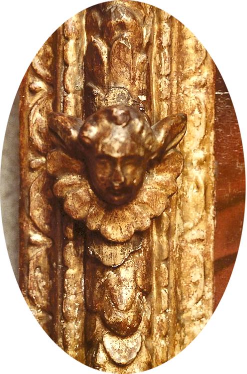 Titian Madonna & Child Kunsthistorischmuseum detail sm