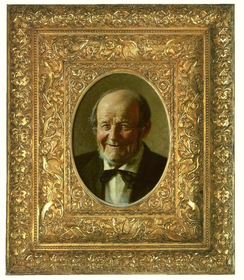 Vasily Vereshchagin The retired butler 1888