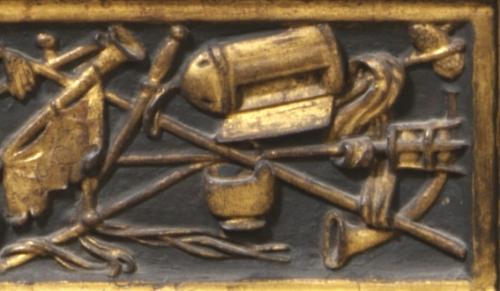 Predella detail 4