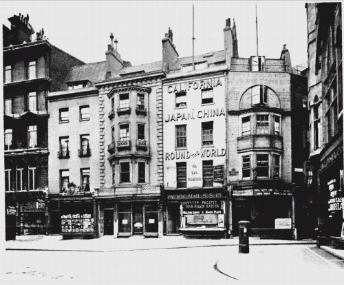 Nos 21 to 24 Cockspur St London Met Archives sm