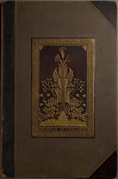 Owen Jones The Grammar of Ornament ed 1865 The New York Public Lby