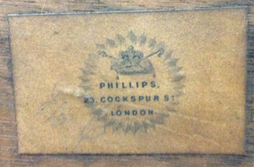 Phillips label sm