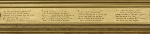 Rossetti The Blessed Damozel Fogg Poem
