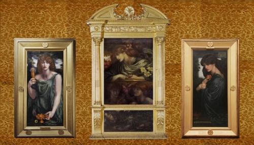 F R Leyland triptych sm