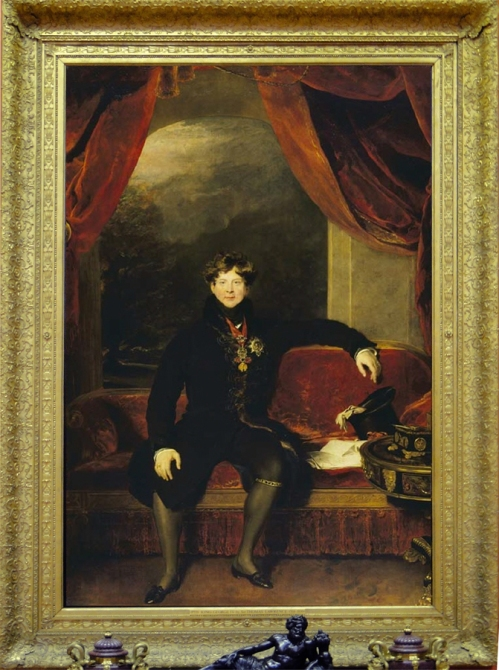 Sir Thomas Lawrence George IV Wallace Collection sm