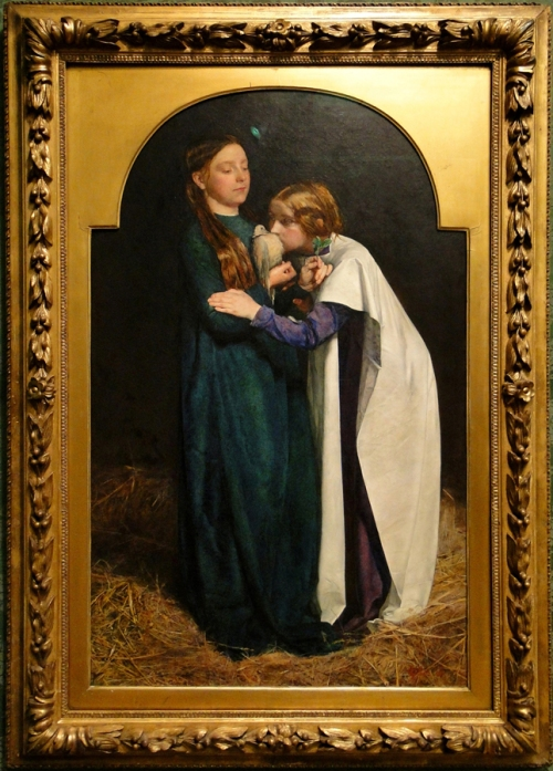 Millais Return of the dove to the Ark sm