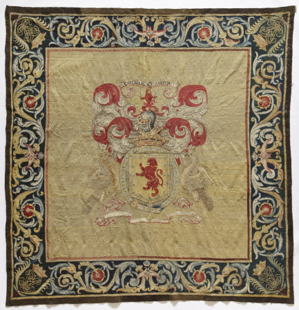 A tapestry at Ham House, Richmond-upon-Thames, Surrey