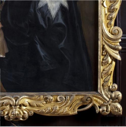 Van Dyck Charles I corner