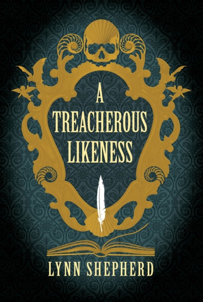 A-Treacherous-Likeness_Lynn-Shepherd_HB