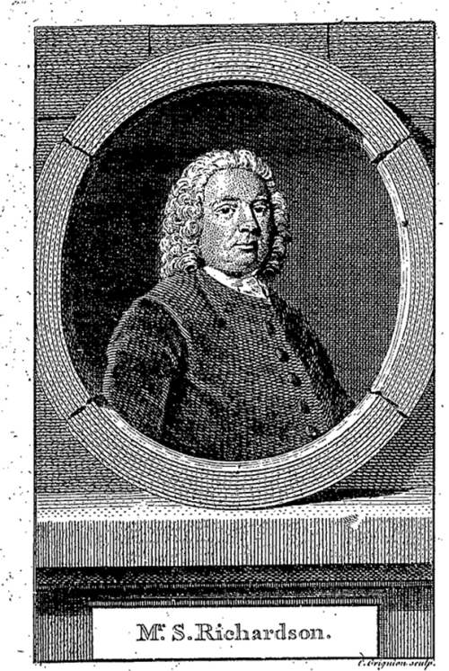 Samuel Richardson Chas Grandison 1770