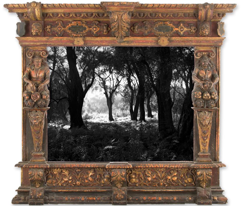 Encounter & Confrontation: Contemporary photographs in antique ...