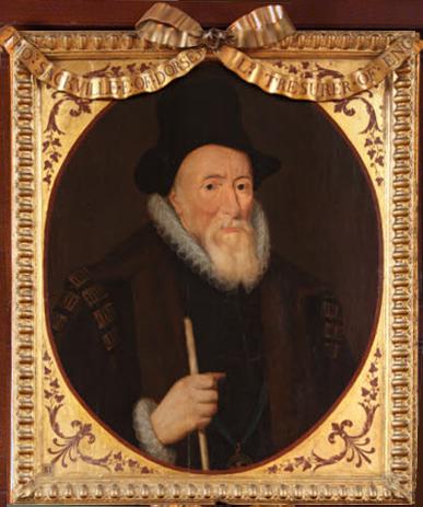 British School Thomas Sackville 1st Earl of Dorset early C17 Knole