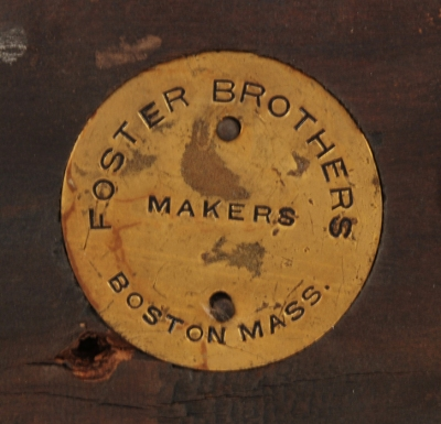 Cabot 637 Foster Brothers Medallion sm