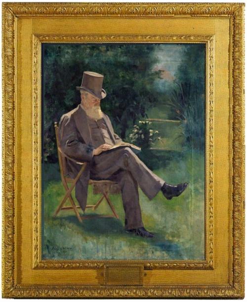 Emily Childers Hugh Childers 1891 NPG ed 2