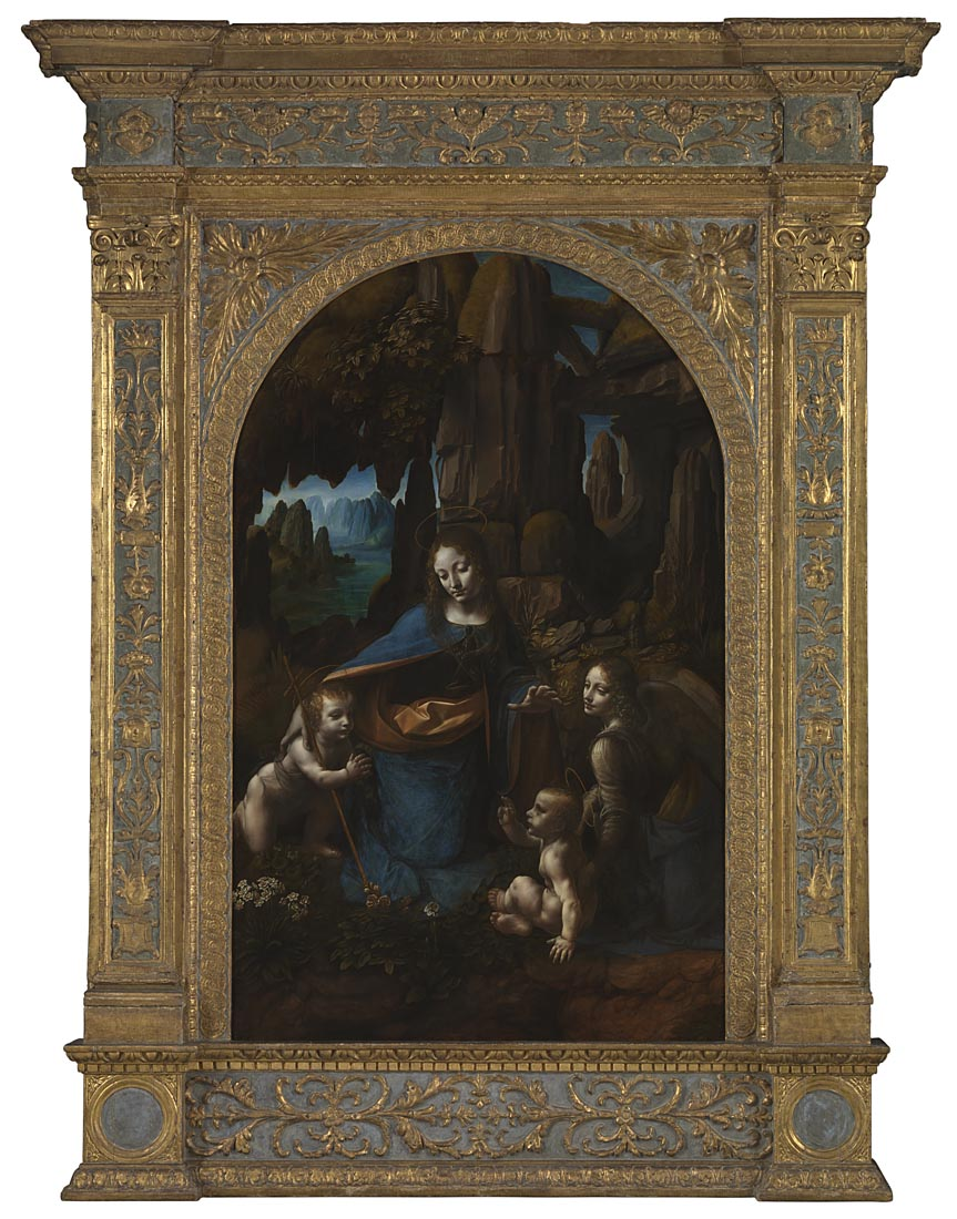 National Gallery frames: an interview with Peter Schade | The Frame Blog