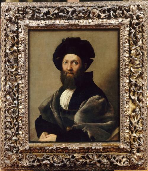 Louvre image of Raphael 96-012331 sm