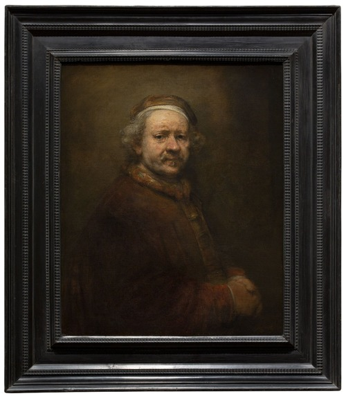 Rembrandt Self portrait at age of 63 NG0221 sm