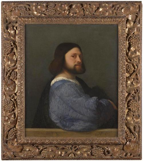 Titian Gerolamo Barbarigo c1510 NG1944 sm