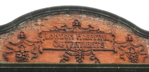 Royal London Hospital Outpatients Stepney Way Whitechapel 2