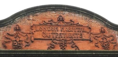 Royal London Hospital Outpatients Stepney Way Whitechapel 2