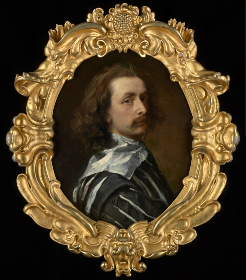 Van Dyck Self portrait sm