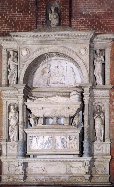Pietro Lombardo Doge NIccolo Marcello 1474 sm
