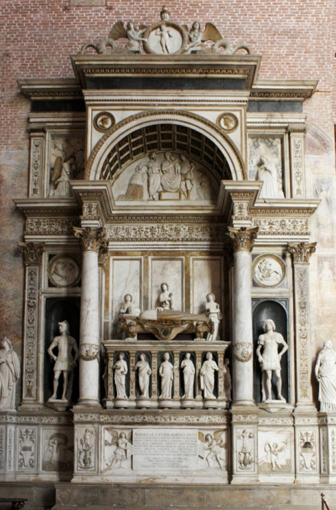 Tullio Lombardo Doge Andrea Vendramin 1480-95 B sm