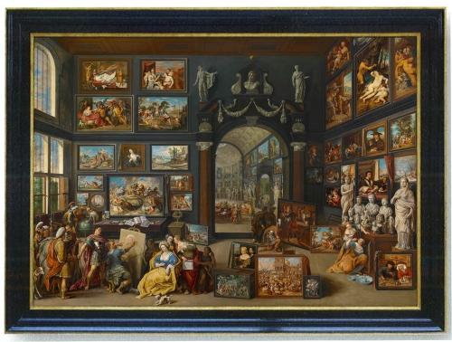 10 Willem van Haecht Apelles painting Campaspe ed sm