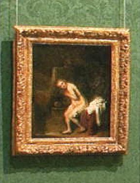 7 Rembrandt Susanna before
