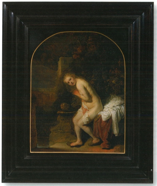 8 Rembrandt Susanna after