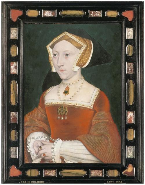 Holbein Jane Seymour ed