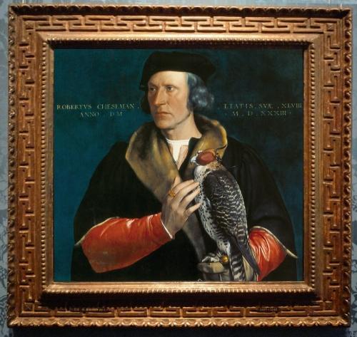 Holbein Robert Cheseman ed