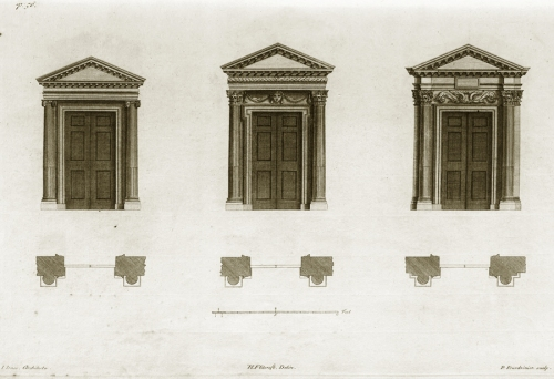 X The Designs of Inigo Jones ... page 56