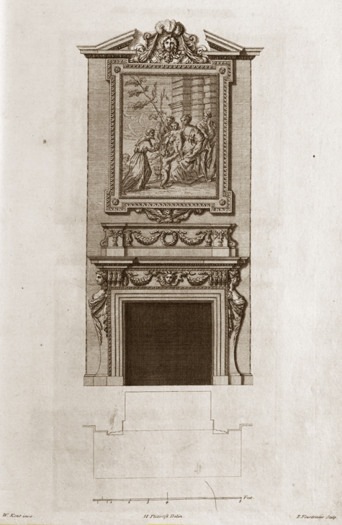 X The Designs of Inigo Jones ... page 65