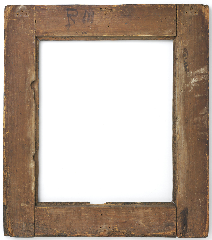 National Gallery, London: a Venetian pastiglia frame | The Frame Blog