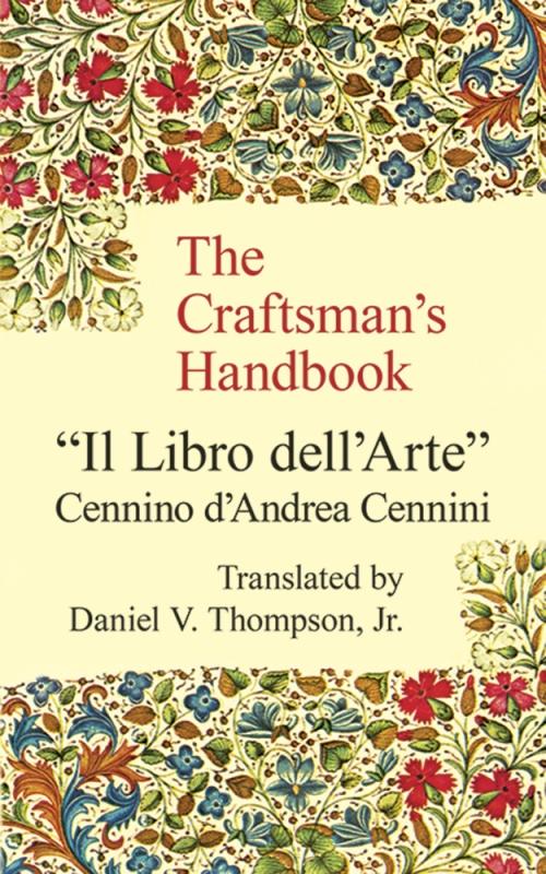 Cennino Cennini cover