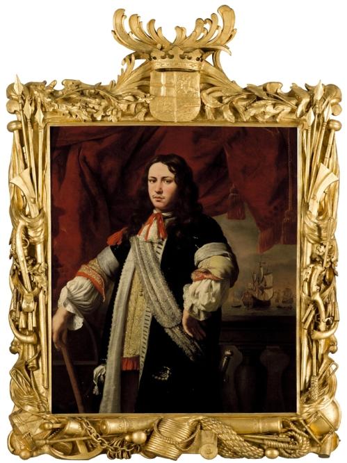Ferdinand Bol Engel de Ruyter 1669 Mauritshuis sm