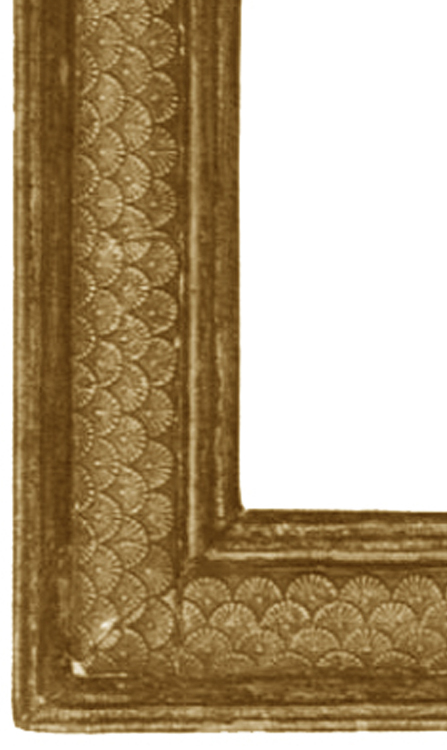 Italian Renaissance Frames Fig 68 Met Mus NY detail sm