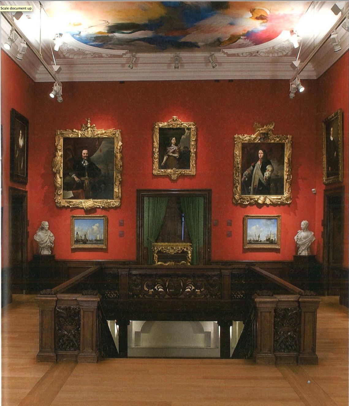 Mauritshuis frames: Part II: trophy frames | The Frame Blog