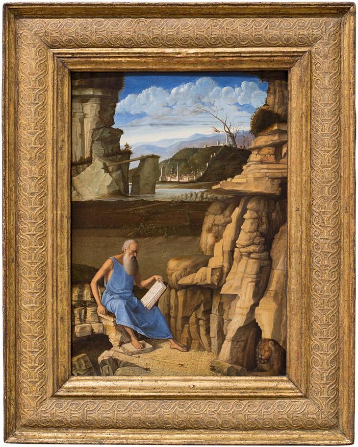 National Gallery London A Venetian Pastiglia Frame The Frame Blog