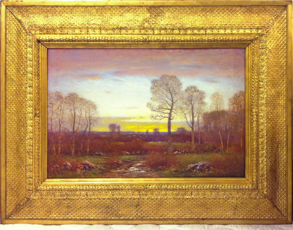 conserving a stanford white frame the frame blog