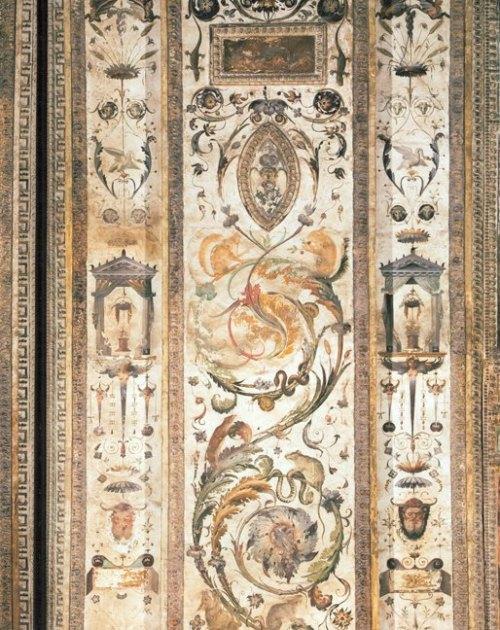 Raphael & Giovanni da Udine Grotesques in the Loggia