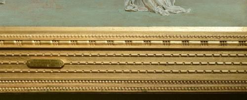 Albert Moore A Quartet A painter s tribute 1868 detail 2 sm