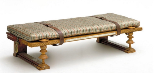 Alma Tadema couch c1890 V & A