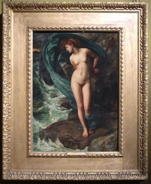 Edward Poynter Andromeda 1869 sm