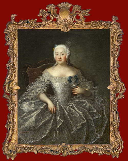 Georg Groot Countess V A Sheremeteva 1746 State Tretyakov Gallery ed sm