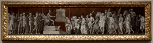 Giovanni Bellini An Episode from the Life of Publius Cornelius Scipio after 1506 NG of Art Washington ed sm