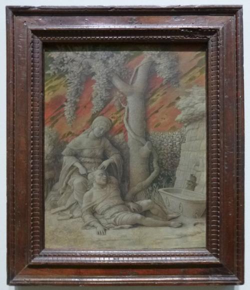 Mantegna Samson & Delilah National Gallery 2 sm